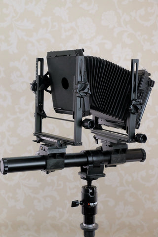 Near Mint! Toyo  4x5 Large Format Monorail Camera.