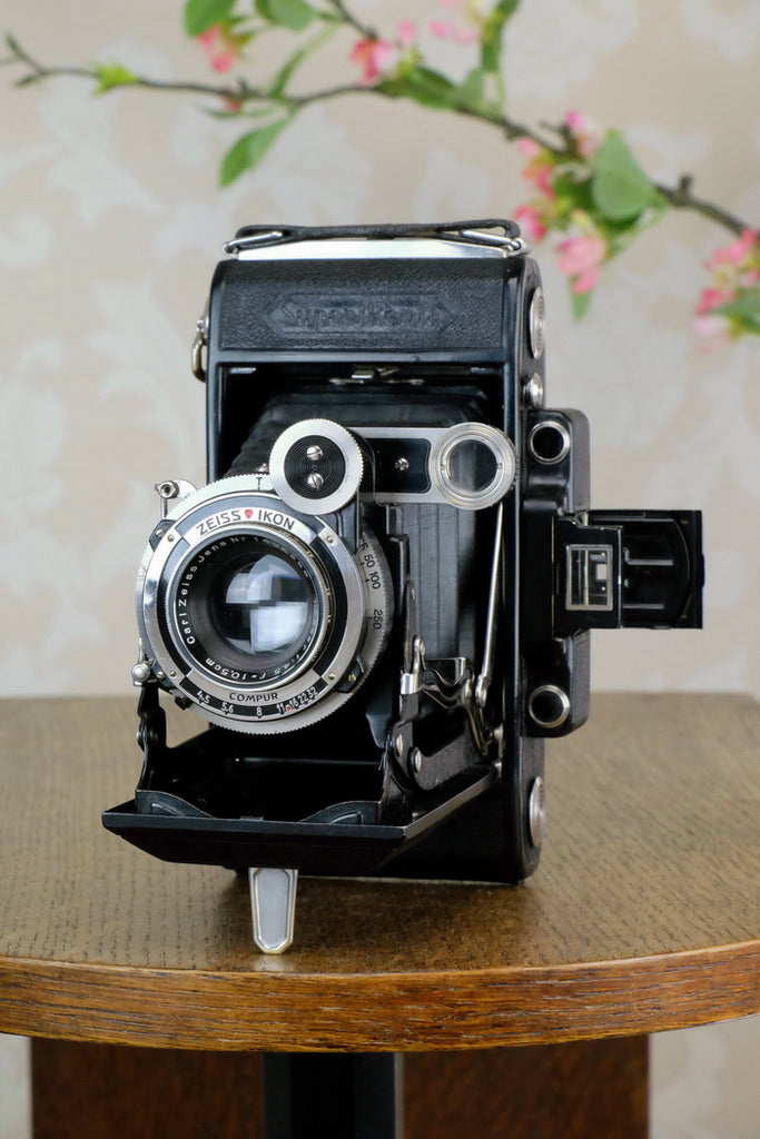 Untitled — Zeiss Ikon Camera Serial Numbers