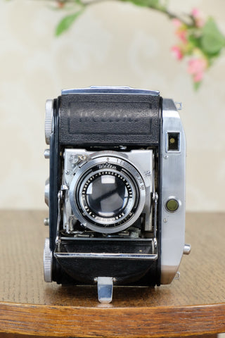 SUPERB!  1938 Welta Weltini, 35mm Rangefinder Camera, CLA'd, Freshly Serviced!