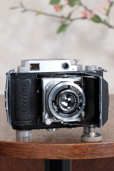 SUPERB!  1938 Welta Weltini, 35mm Rangefinder Camera, CLA'd, Freshly Serviced! - Welta- Petrakla Classic Cameras