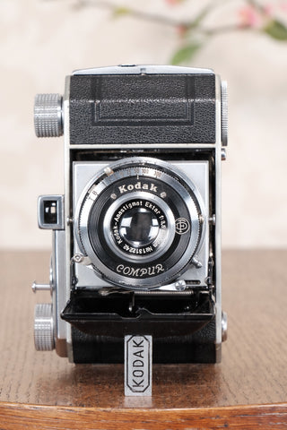 1938 Kodak Retina I, type 141, German production (Nagel), CLA'd, Freshly Serviced! - Kodak- Petrakla Classic Cameras
