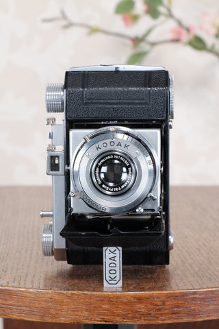 1939 Kodak Retina I, type 149, German production, Nagel factory for European market, CLA'd, Freshly Serviced! - Kodak- Petrakla Classic Cameras