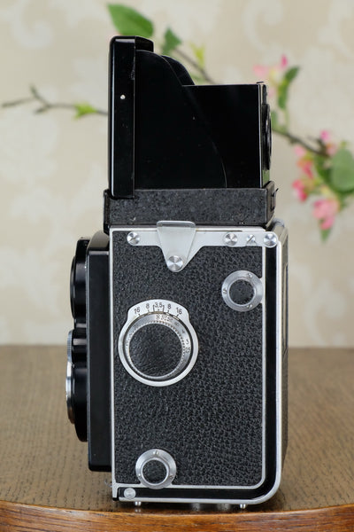 SUPERB! 1937 Rolleiflex Automat, Freshly Serviced, CLA'd