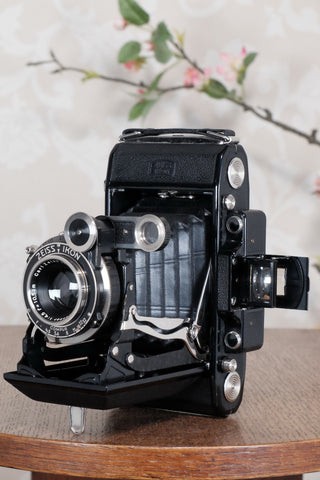 Superb! 1936 Zeiss Ikon 6x9 Super Ikonta, CLA'd, Freshly Serviced - Zeiss-Ikon- Petrakla Classic Cameras