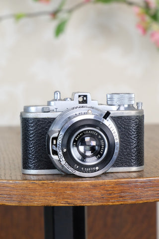 1947 Photavit Subminiature Camera, CLA'd, Freshly Serviced! - Photavit- Petrakla Classic Cameras