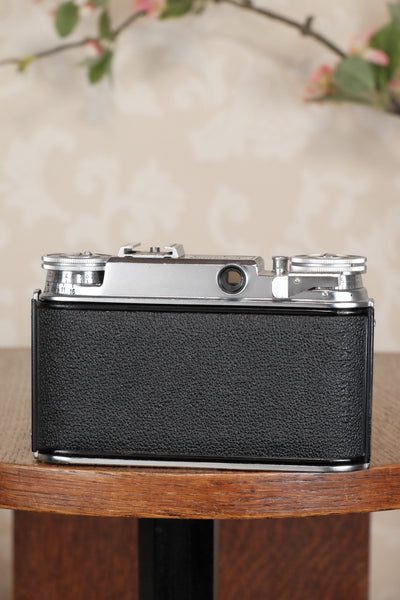 SUPERB!  Freshly Serviced VOIGTLANDER PROMINENT, 35mm Rangefinder Camera, Body only, CLA'd - Voigtlander- Petrakla Classic Cameras