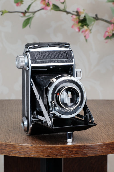 SUPERB 1937 Rodenstock 6x6, CLA'd, FRESHLY SERVICED! - Rodenstock- Petrakla Classic Cameras
