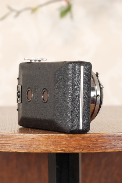 Superb! 1930 Zeiss-Ikon Kolibri Camera,  CLA'd,  Freshly Serviced! - Zeiss-Ikon- Petrakla Classic Cameras