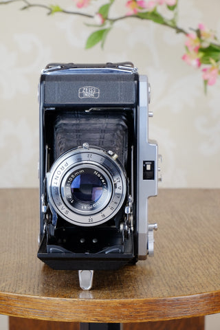 Superb! 1955 6x9 Zeiss-Ikon Nettar , CLA'd, Freshly Serviced!