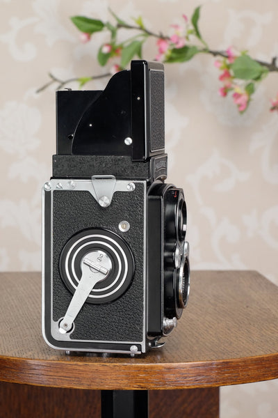 Superb! 1938 Rolleiflex Automat, Freshly Serviced, CLA'd