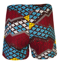 2 Pack Printed Boxer Shorts- Tetris - OHEMA OHENE AFRICAN INSPIRED FASHION  - 4