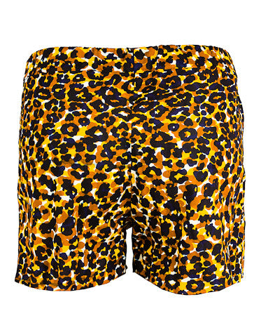 Men's Leopard Print Boxer Shorts