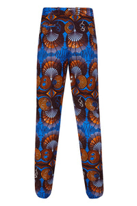Karl relaxed fit trousers- Specs