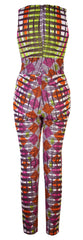 Doris- African print jumpsuit - OHEMA OHENE AFRICAN INSPIRED FASHION  - 2