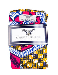Men's Boxer Shorts- Kuna - OHEMA OHENE AFRICAN INSPIRED FASHION  - 1