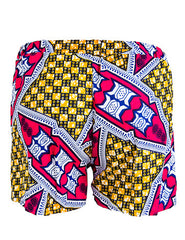 Men's Boxer Shorts- Kuna - OHEMA OHENE AFRICAN INSPIRED FASHION  - 3