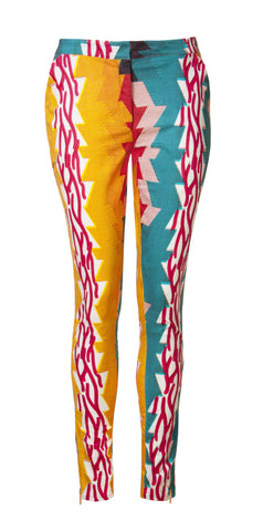 Stardust African print trousers