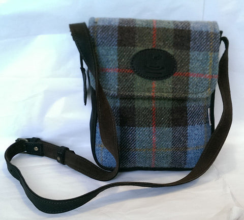 Bags - Harris Tweed & Deer Leather (Mona)