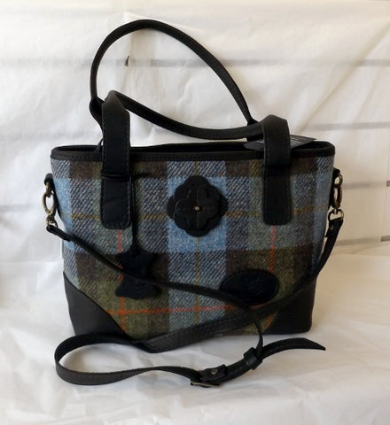 Bags - Harris Tweed & Deer Leather (Hanna)