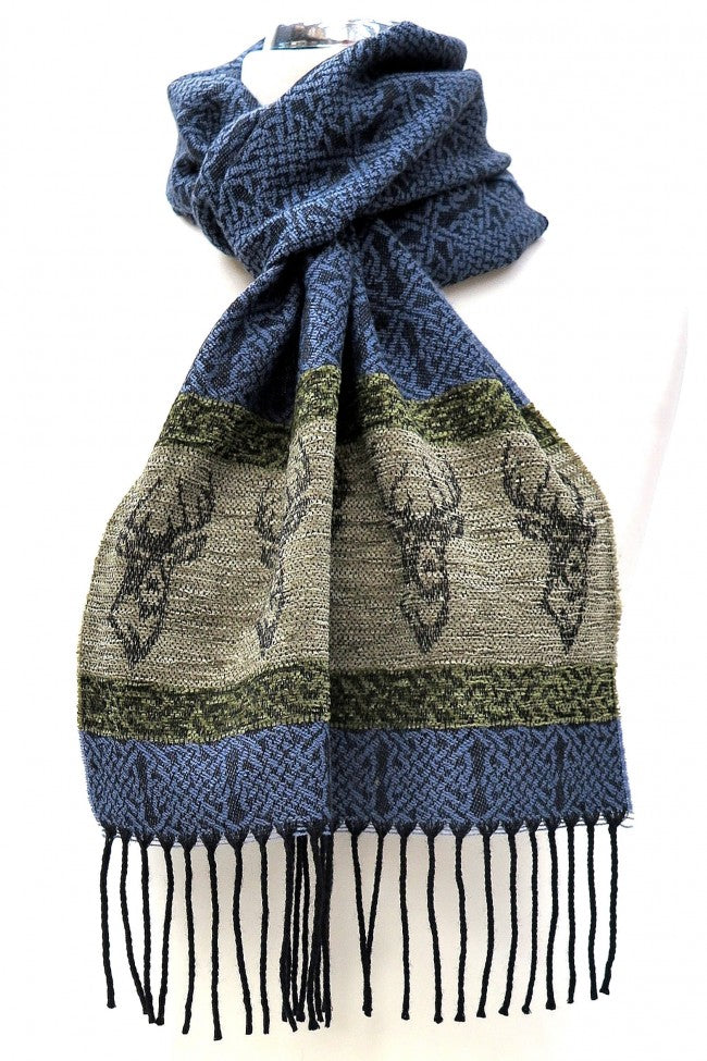 Scarf - Stag
