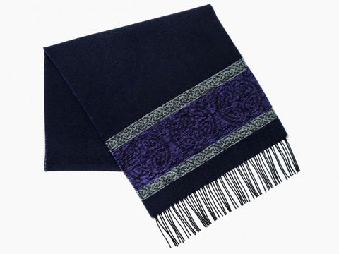 Scarf - Nordic Midnight