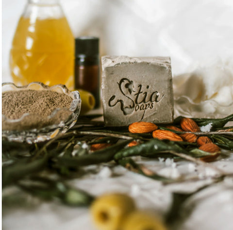 Estia Athina Olive Oil Soap