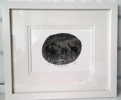"Etching - ""Moonlighters"""