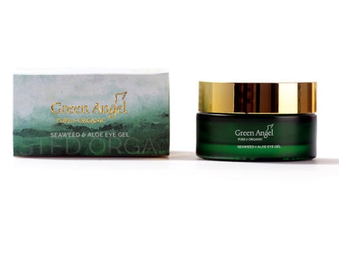Green Angel Seaweed & Aloe Eye Gel