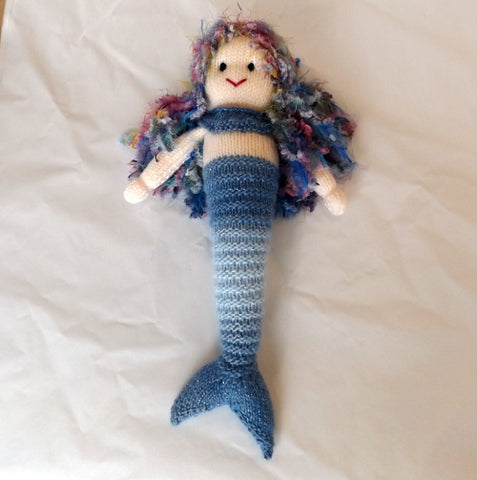 Mermaid - Light blue and sparkly