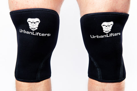 Urban Lifters Knee Sleeves (Pair) 7mm