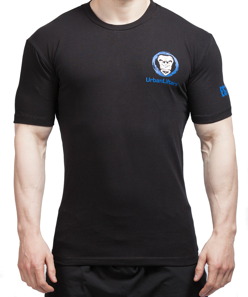 T-Shirt Urban Lifters Athlete Fit