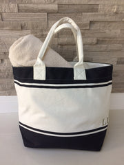 Hello Sailor Personalised Beach Tote - Koko Kimono