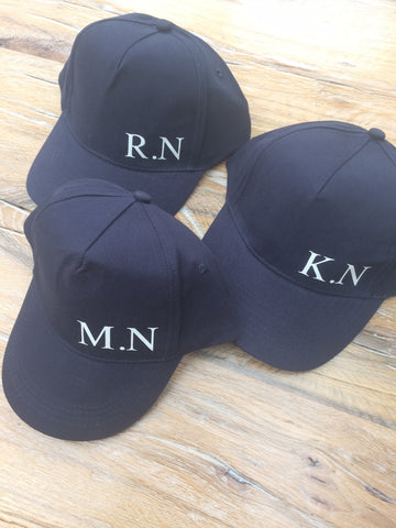 Personalised Initial Cap