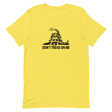 "Load image into Gallery viewer, ""Don't Tread On Me"" T-Shirt"