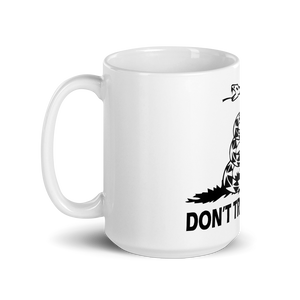 """Don't Tread On Me"" Mug"