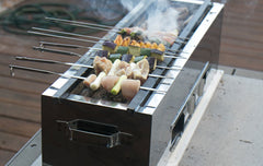 Japanese Skewer Grill 600mm