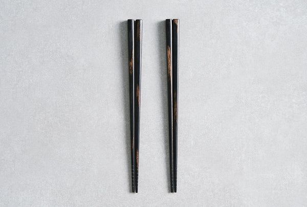 Mika Chopsticks Tora Grip 23cm - Set of 2