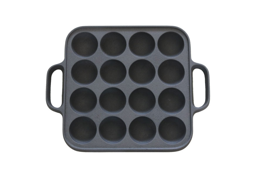 Oigen Takoyaki Grill Pan - Naked Finish