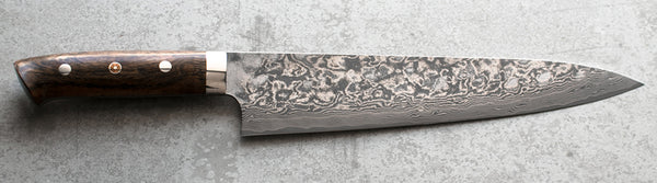 Saji Ironwood 240mm Gyuto