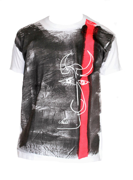 BULL 4D cotton man tee