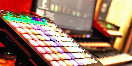 Learn how to use Ableton and Pad Controllers
