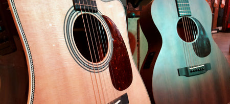 NEW IN STORE : Sigma Acoustic Guitars