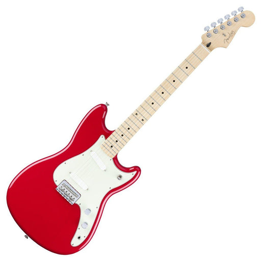 Fender Duo-Sonic Torino Red Maple Neck - Music Junkie