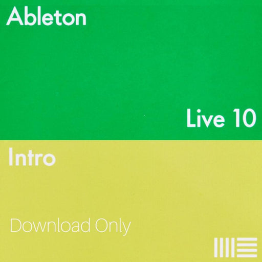 Ableton Live 10 Intro (Download) - Music Junkie