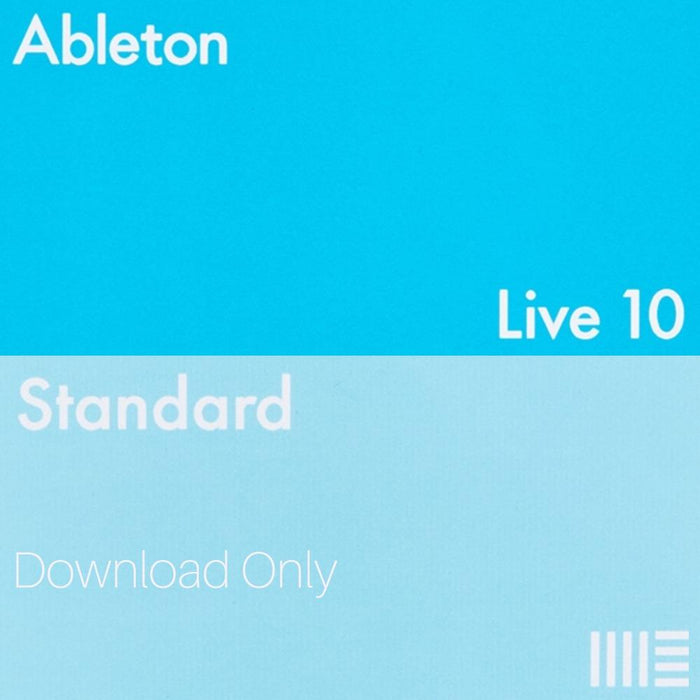 Ableton Live 10 Standard (Download) - Music Junkie