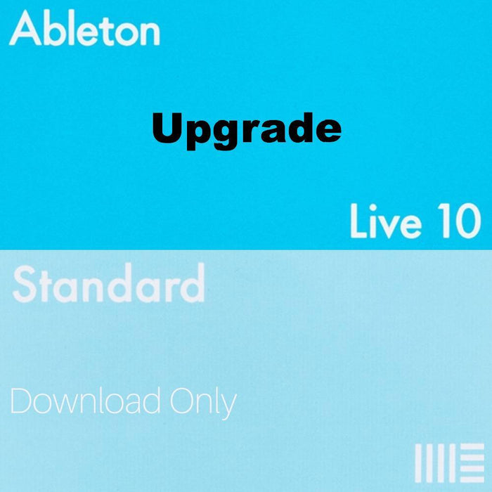 Ableton Live 10 Standard Upgrade from Live Intro (Download) - Music Junkie
