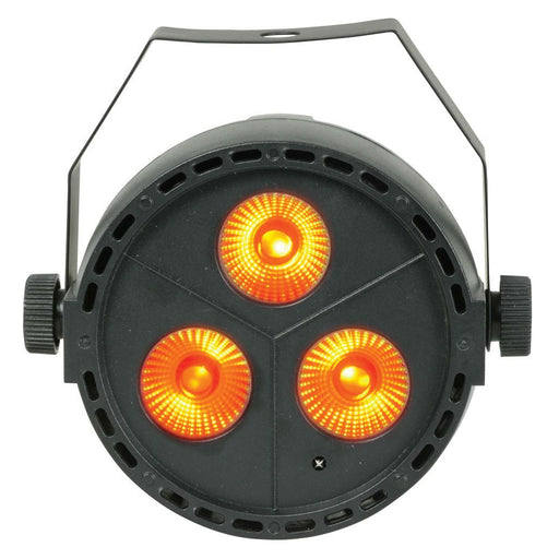 QTX PAR12 RGBW DMX PAR Light 3 x 4W LED - Music Junkie