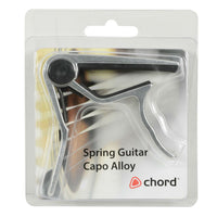Chord Spring Guitar Capo - Music Junkie