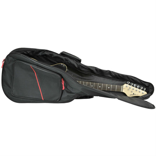 Chord Soft Padded Guitar Gig Bag Electric - Music Junkie