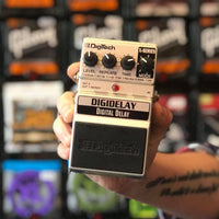Digitech Digital Delay Pedal (Second Hand) - Music Junkie